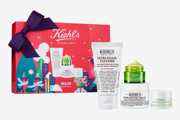 KIEHL'S Ultra Skin Lovers Ultra Facial Cleanser Set