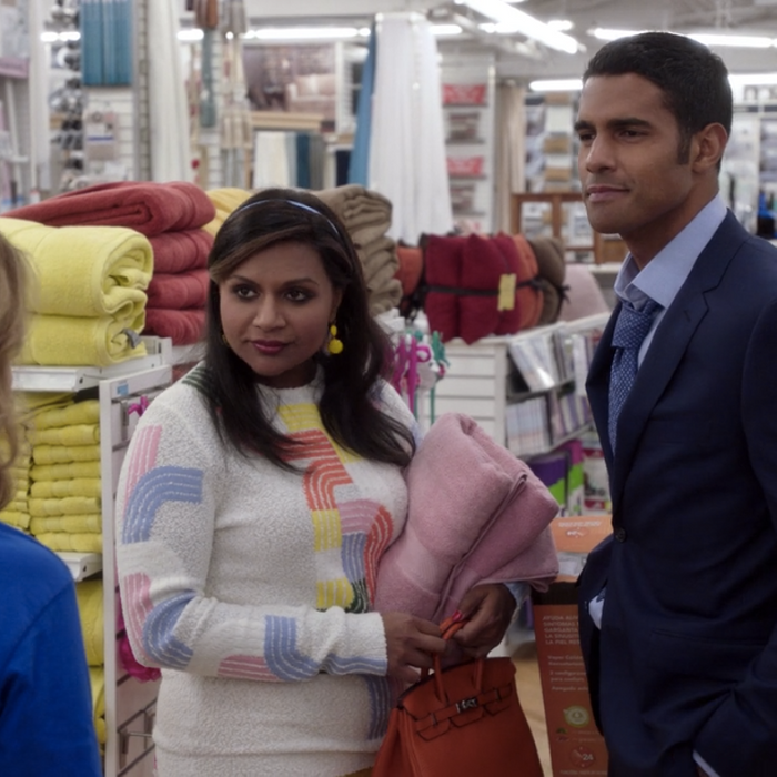 Mindy Kaling as Mindy, Kristian Kordula as Neel.