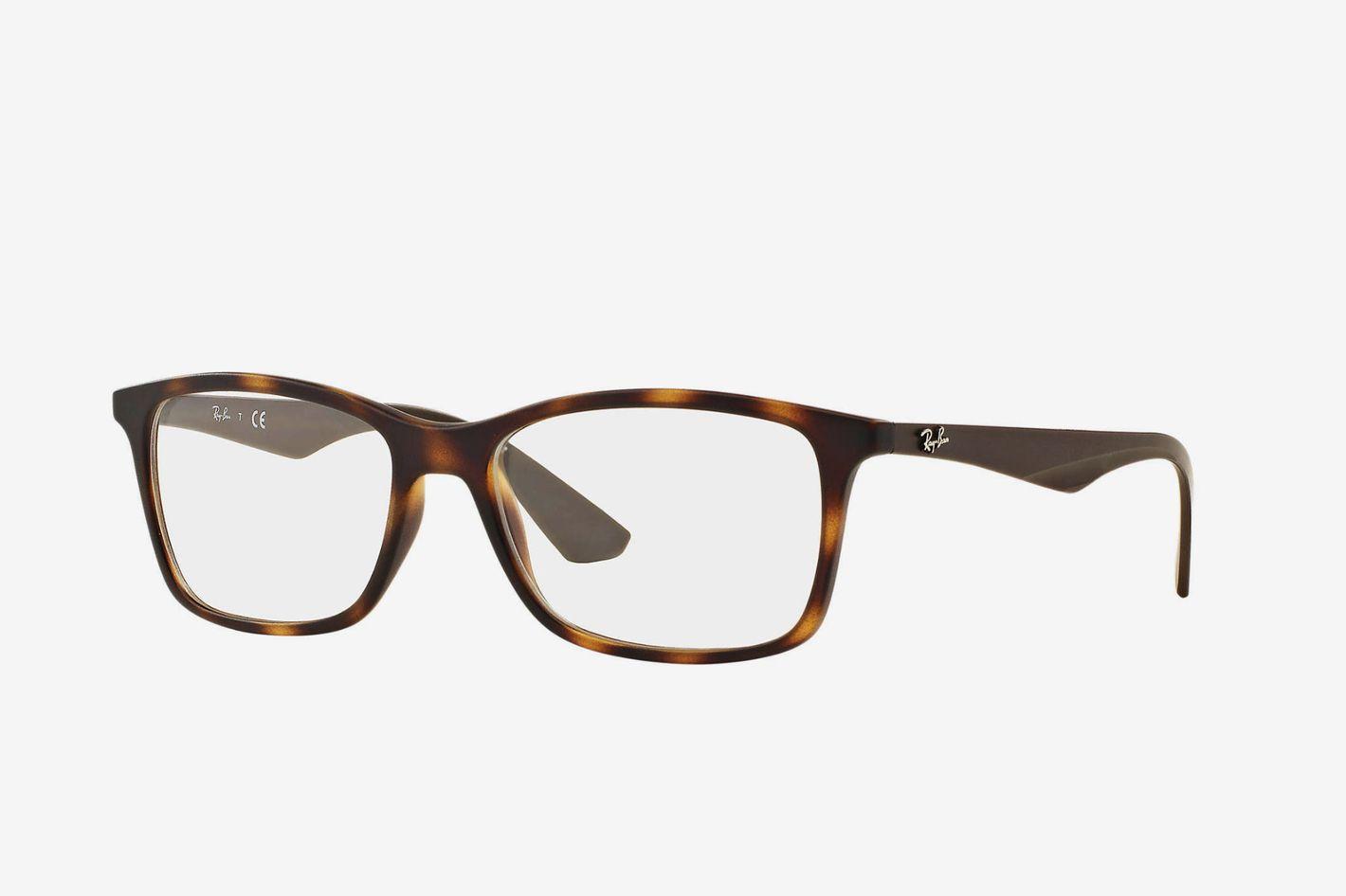 Ray-Ban RB7047 Tortoise Eyeglasses
