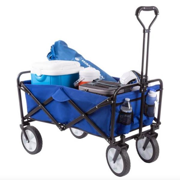 Wakeman Folding Utility Cart