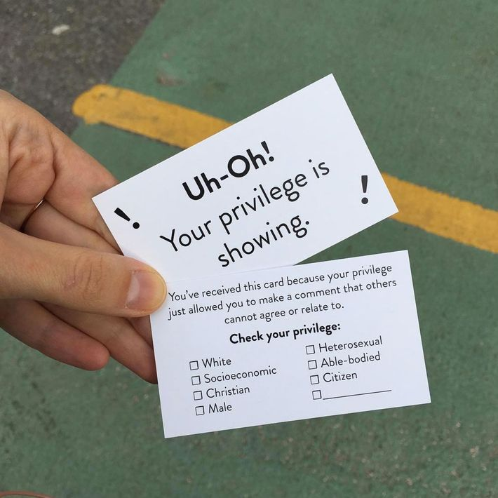 Check Your Privilege\' Cards Are the Best Gift