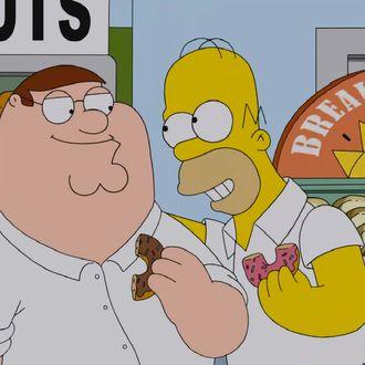 Premiere Week Ratings: The Simpsons Guy Scores Big