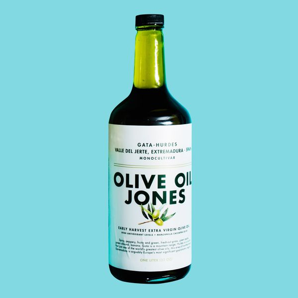 Olive Oil Jones Early Harvest Extra Virgin Olive Oil (Manzanilla Cacereña Olive)