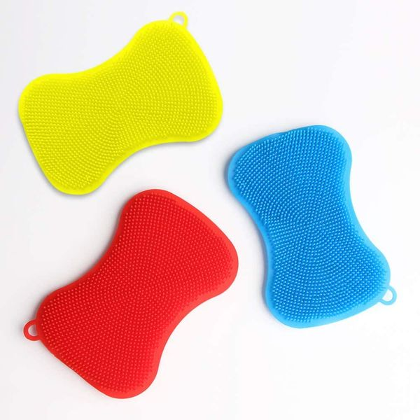Silicone Kitchen Scrubber
