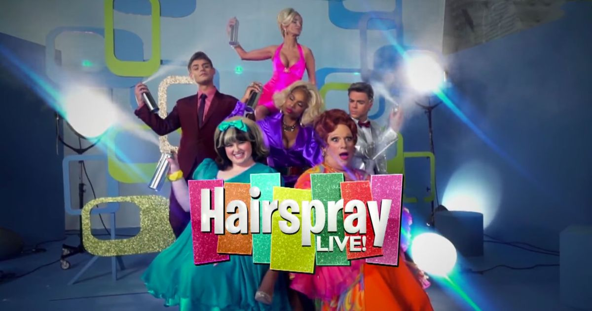 Hairspray Live Teaser You Can T Stop The Beat Or The