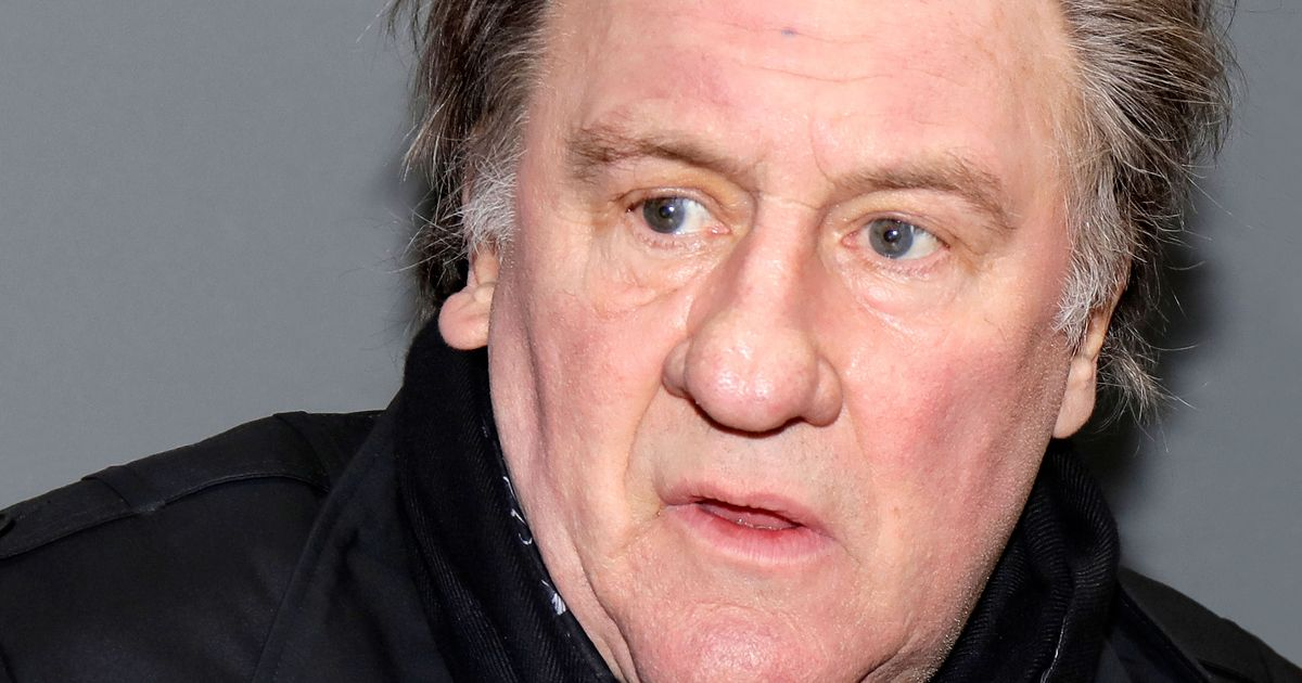 Gérard Depardieu Accused of Raping 22-Year-Old Actress