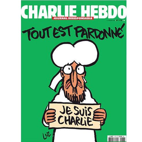Who Is Forgiving Whom in Charlie Hebdo? -- NYMag