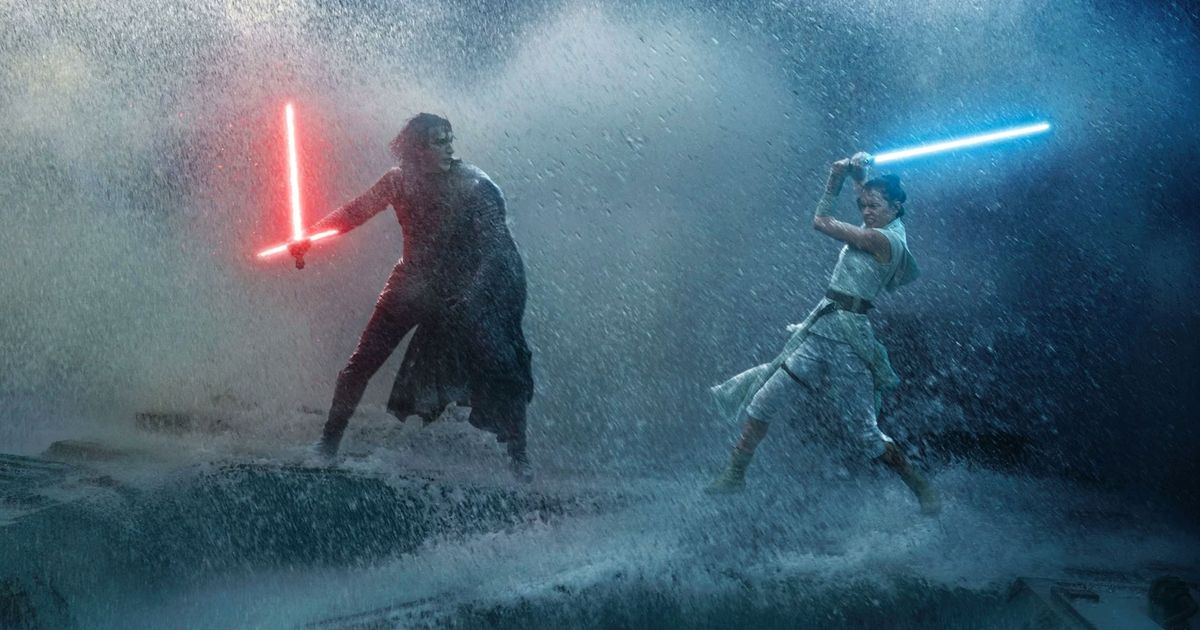 Star Wars: The Rise of Skywalker Opens to $176 Million, Force Ghosts and All