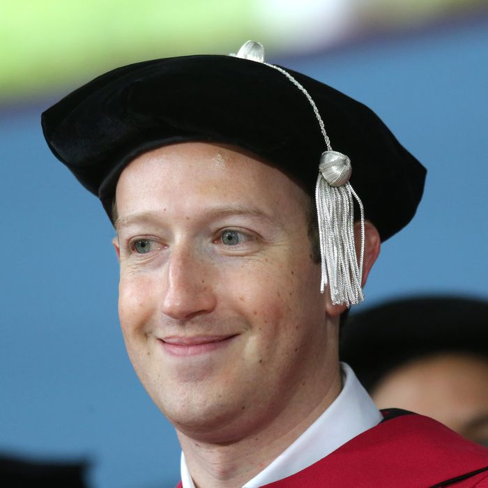 The Maturation Of Mark Zuckerberg New York Magazine: The Connecticut Resistance To Zuck's Summit Learning Program