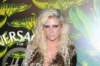 NEW YORK, NY - NOVEMBER 08: Ke$ha attends the Versace for H&M Fashion event at the H&M on the Hudson on November 8, 2011 in New York City.  (Photo by Jamie McCarthy/Getty Images for Versace for H&M)