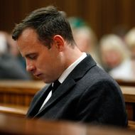 Oscar Pistorius Is Sentenced In The Trial Over The Murder Of Reeva Steenkamp