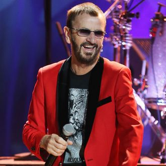 Ringo Starr & His All-Starr Band In Concert - Philadelphia, Pennsylvania