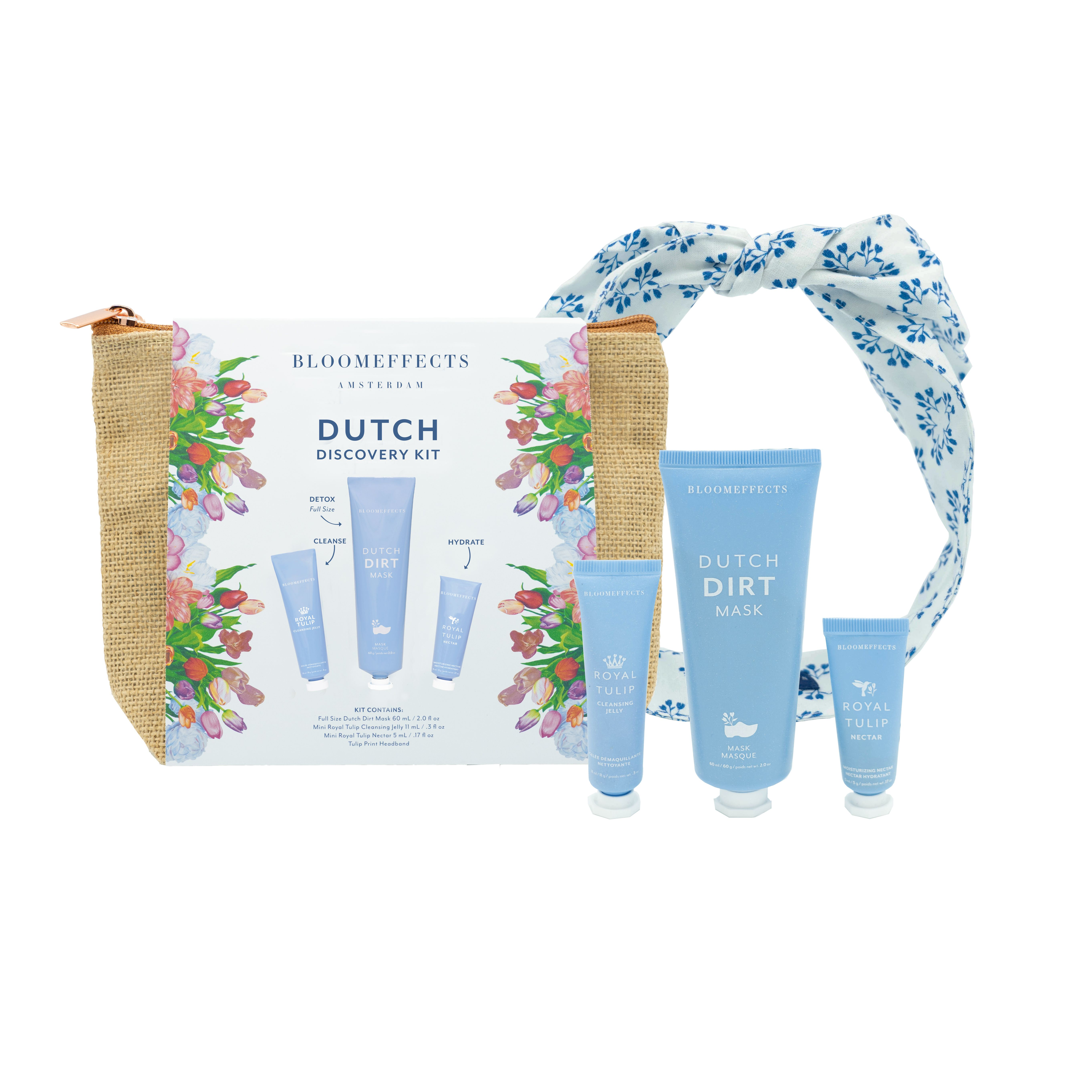 Bloomeffects Dutch 4-Piece Discovery Kit