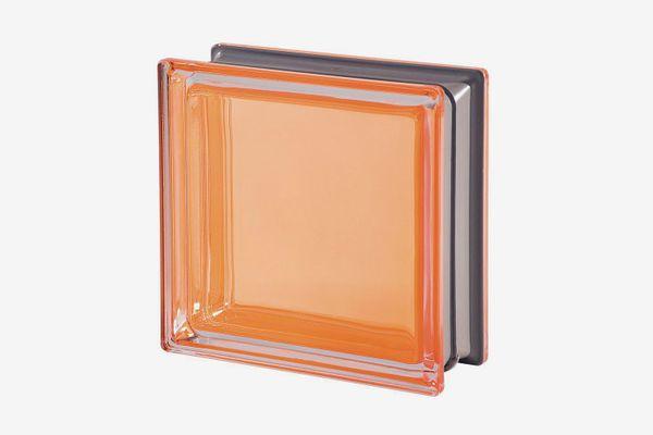 Seves Mendini Q19 Ambra Glass Block (5 Pack)