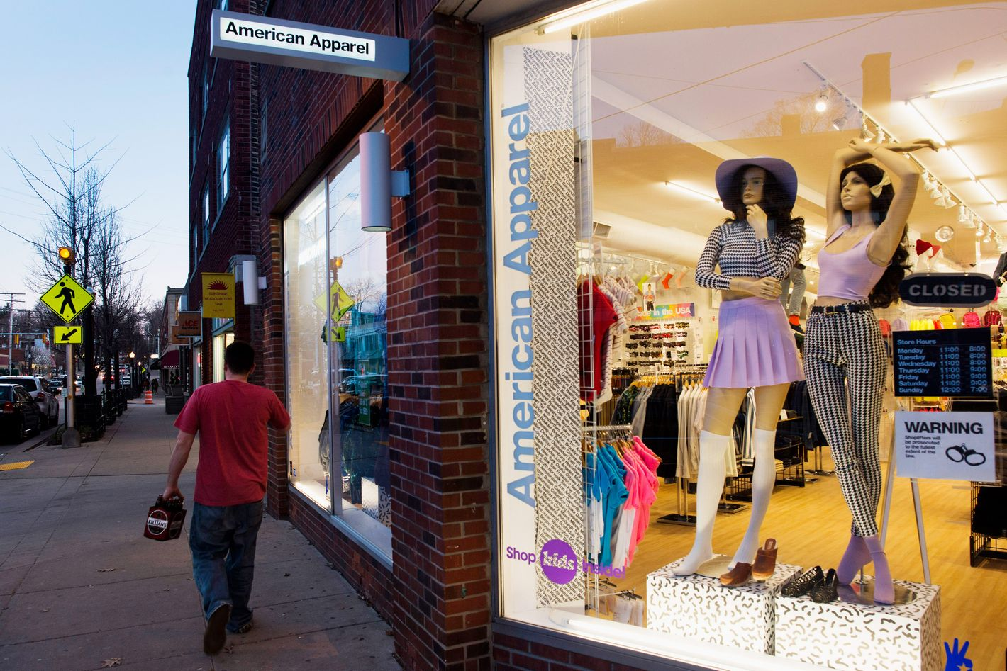 American Apparel Files For Bankruptcy But What Does It Mean American Apparel Files For Bankruptcy But What Does It Mean new photo