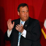 Donald Trump Attends Fundraising Rally For NJ Gov. Chris Christie
