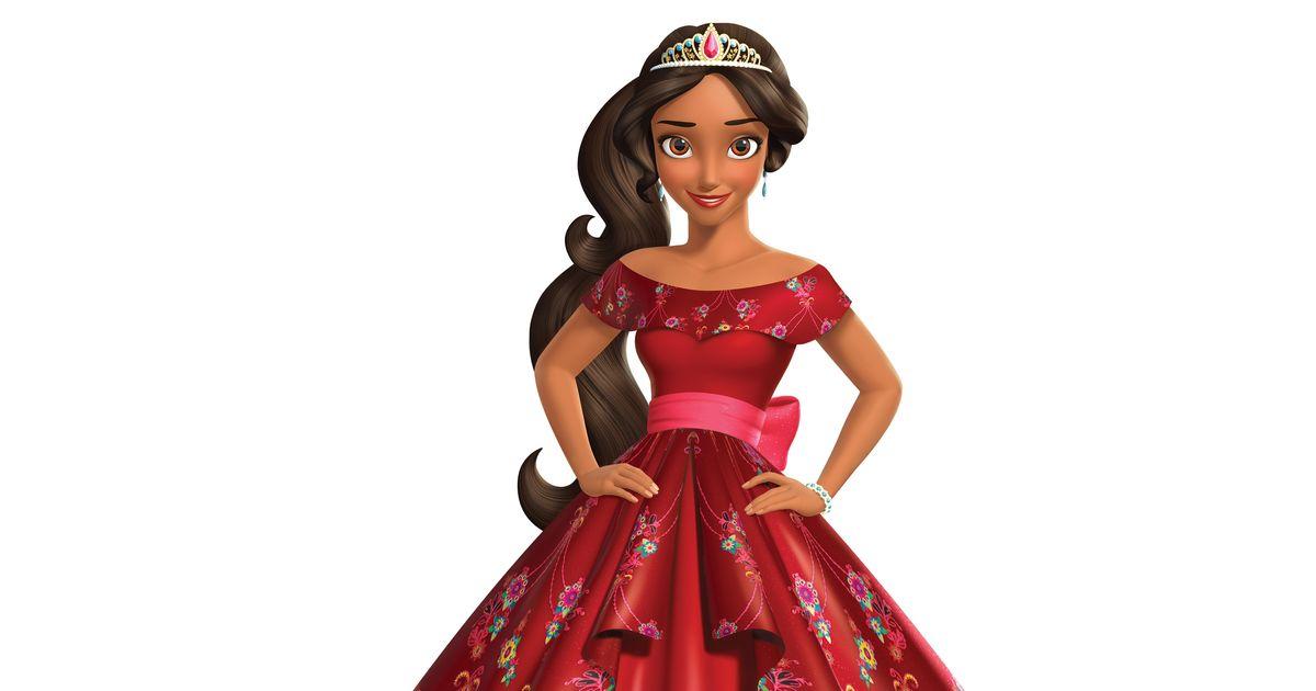 a161757bcee Disney Is Finally Introducing a Latina Princess