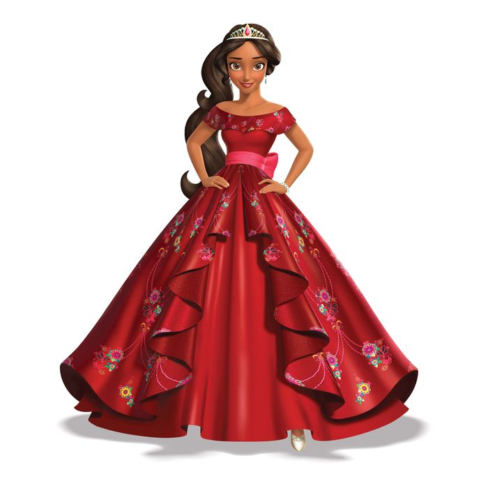 Disney Is Finally Introducing A Latina Princess