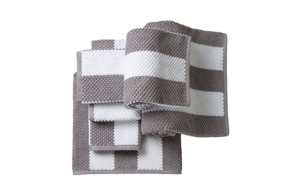 Rugby 6-Piece Bath Towel Set