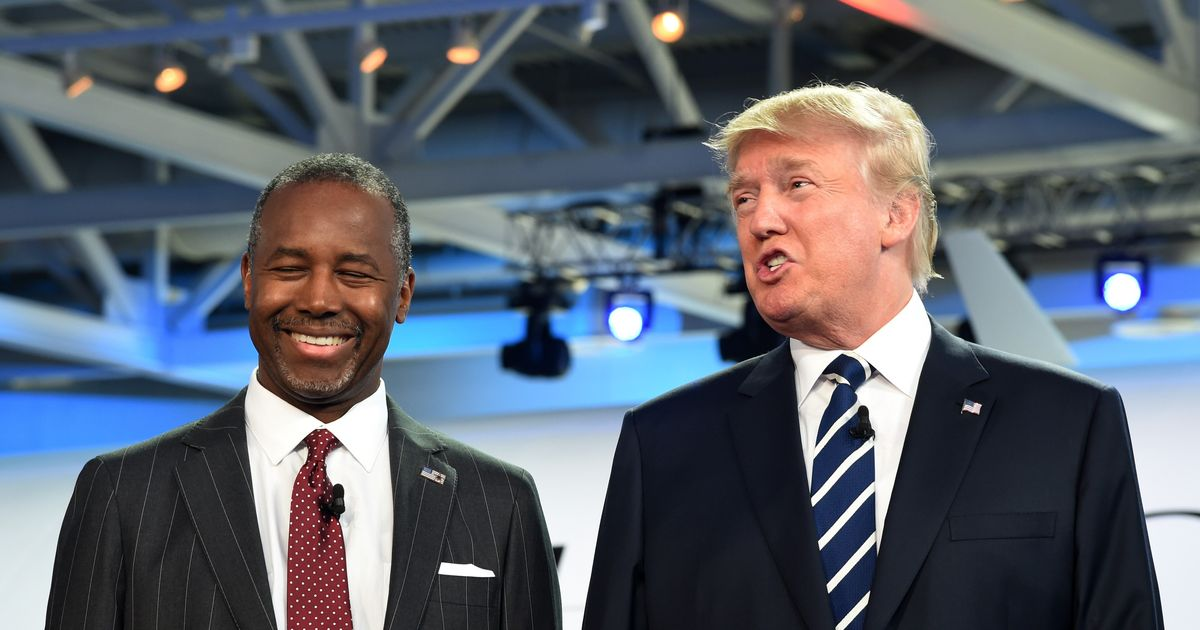 Trump Compares Ben Carson's 'Pathological Temper' to Child Molesting