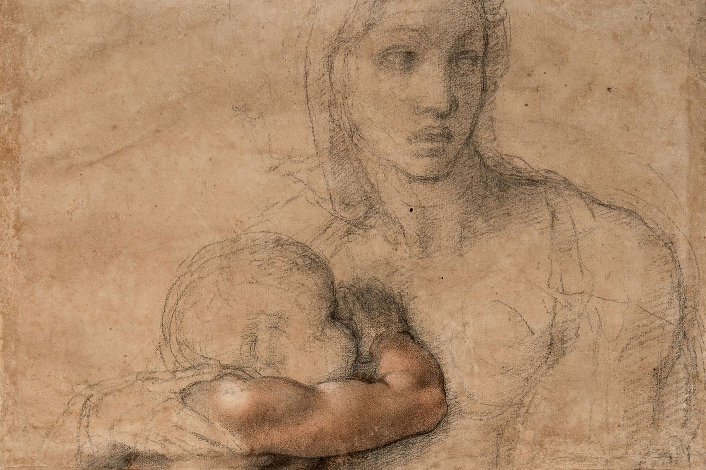 Michelangelo exploded art history just with his drawing