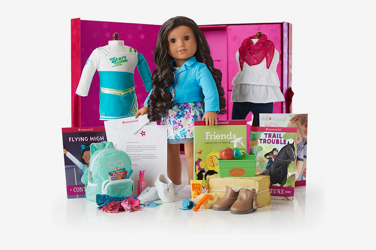 American Girl Customizable Gift Trunk