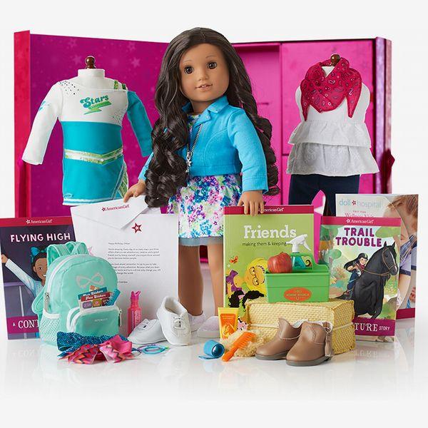 Coffre-cadeau personnalisable American Girl