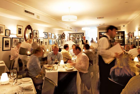 Il Mulino went uptown, and now it's coming back down, along with some rib-eyes.