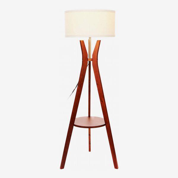 Brightech Charlotte LED Tripod Floor Lamp