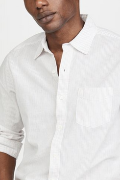 Alex Mill Striped Button-Down Shirt