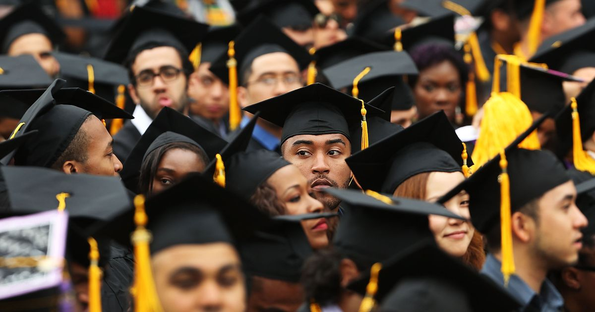 College Admissions and Graduation cover image