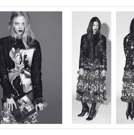 Amanda Seyfried for Givenchy.
