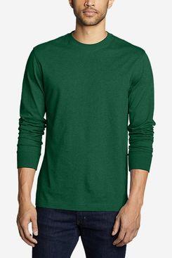 Eddie Bauer Legend Wash Pro Long-Sleeve T-Shirt, Jade