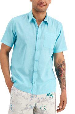 Sun + Stone Victor Linen Shirt
