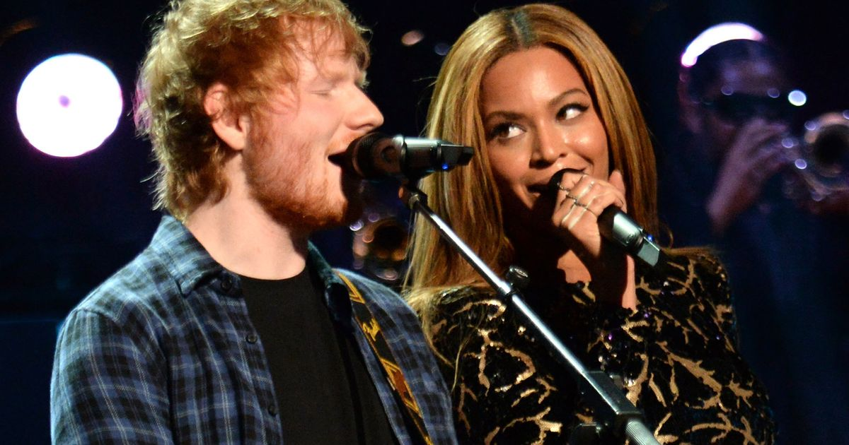 Beyoncé Has Her First No. 1 Song in Nine Years (Thanks to Ed Sheeran)