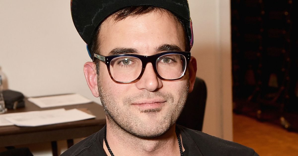 Sufjan Stevens poses backstage during the Tibet House US 30th Anniversary Benefit Concert & Gala to celebrate Philip Glass's 80th Birthday at Carnegie Hall on March 16, 2017 in New York City.