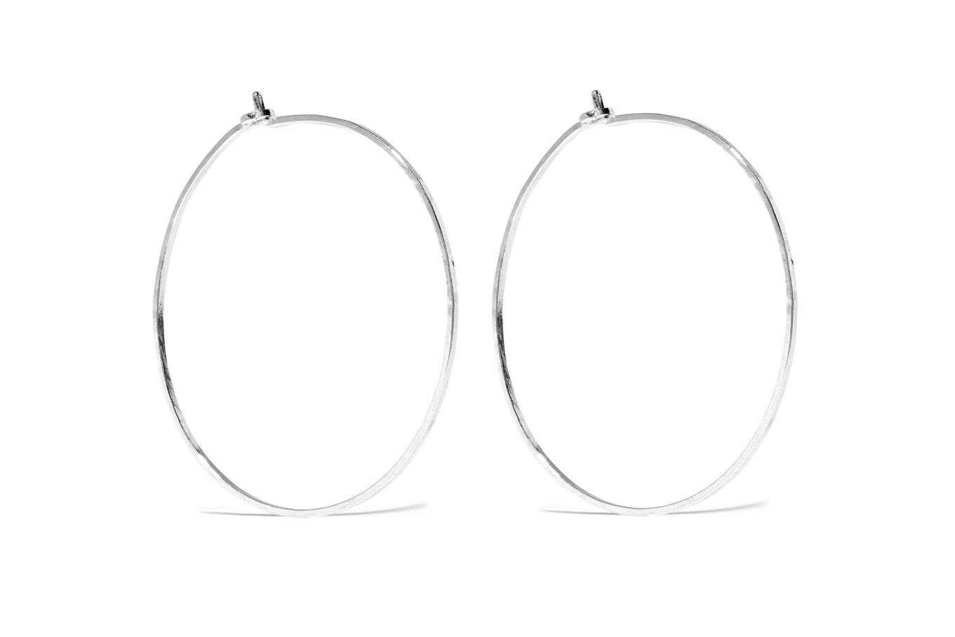 Catbird Dream Silver Earrings