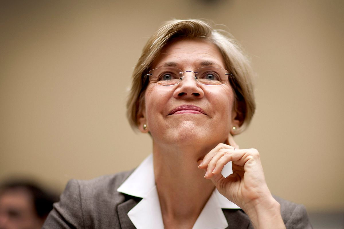 Elizabeth Warren Has a Sidekick in Daughter Amelia - The Cut