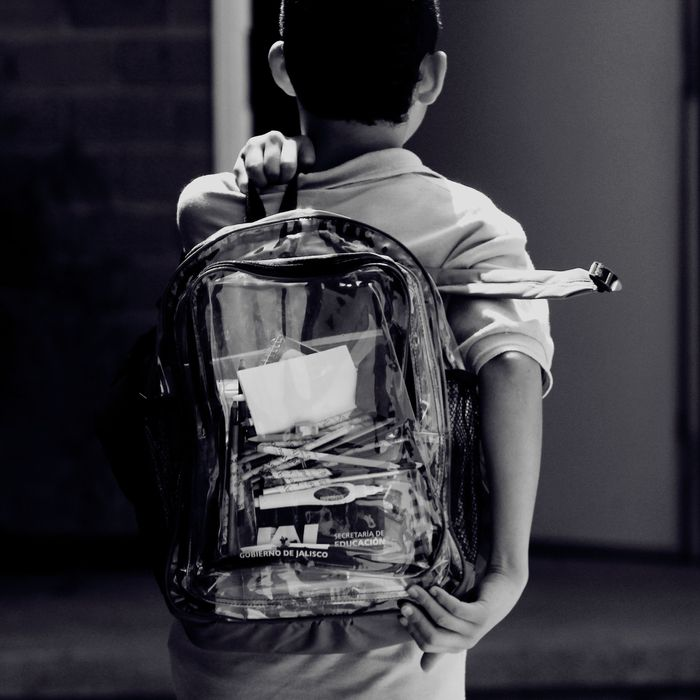 Florida Shooting Survivors Now Must Wear Clear Backpacks b68a5ae415c01