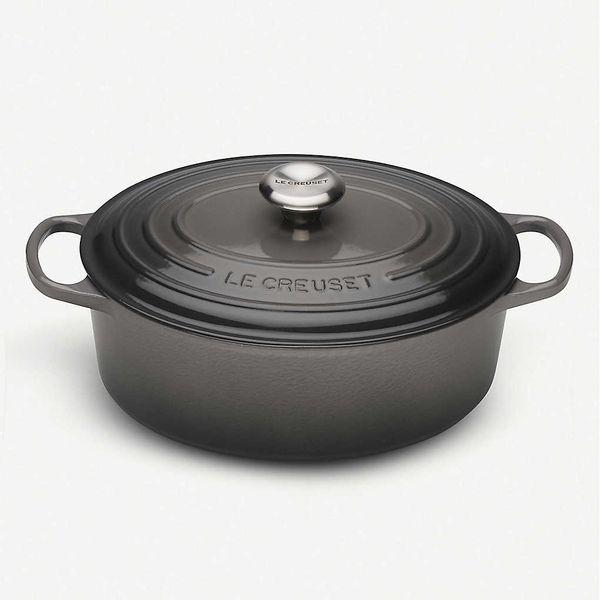 Le Creuset Cast-Iron Oval Casserole Dish