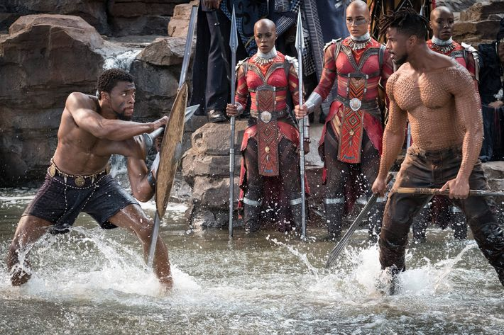 Black Panther S 6 Thirstiest Moments