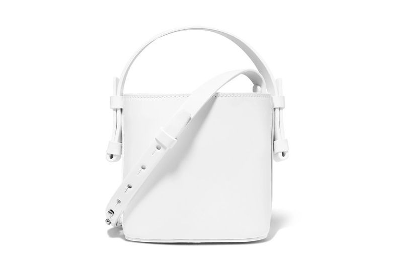 NICO GIANI Adenia mini leather bucket bag