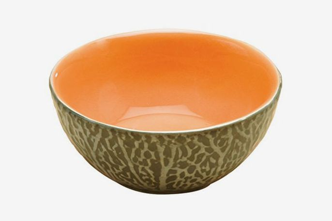 Cantaloupe Dipping Bowl