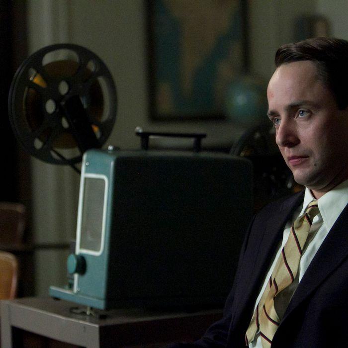 Pete Campbell (Vincent Kartheiser) - Mad Men
