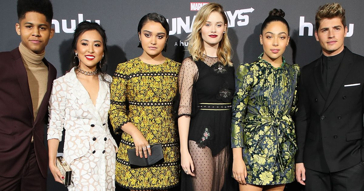 Marvel's Runaways Goes From Hulu to Freeform