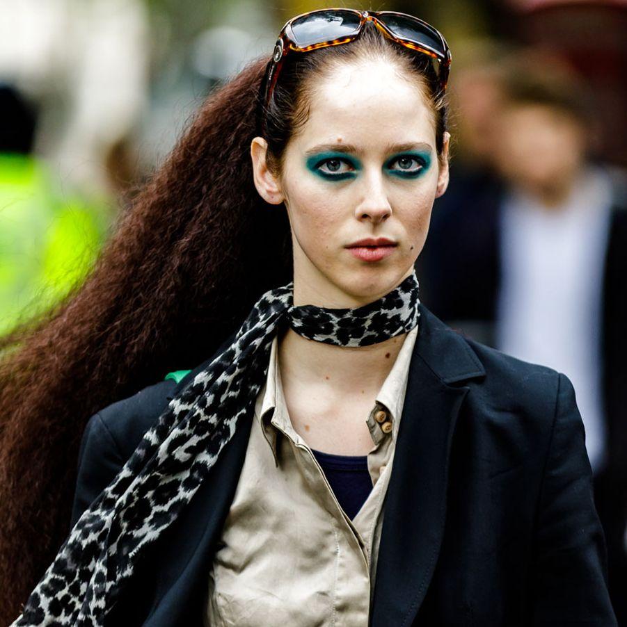392348073 London Fashion Week Street Style Spring 2019