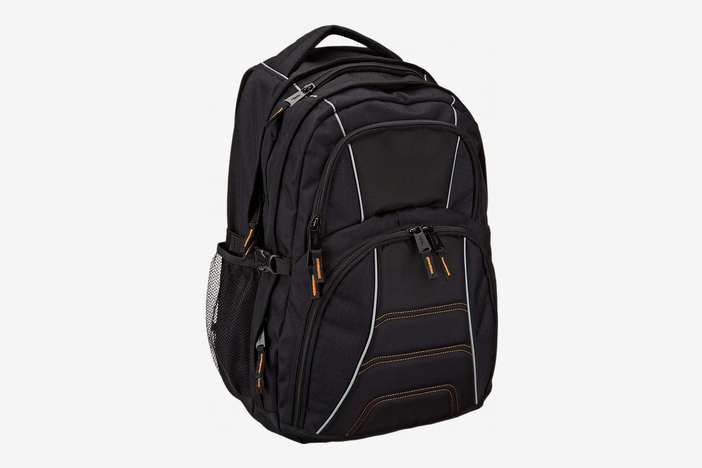 "b64a1815802440 AmazonBasics Backpack for Laptops (Fits Up to 17"" Laptop)"