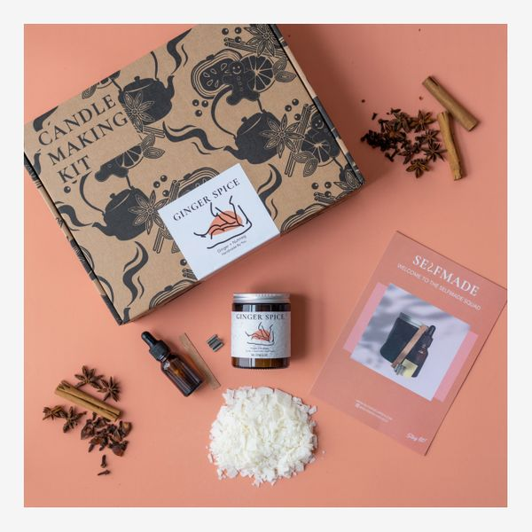 Ginger Spice Candle Making Kit