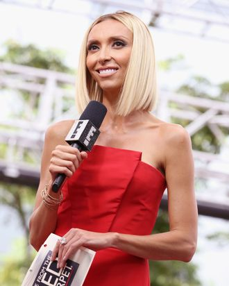 Giuliana Rancic will be at the Met Gala.