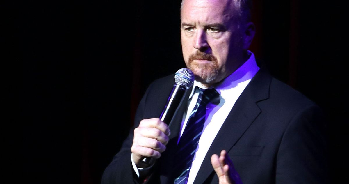 Louis ck dating jokes